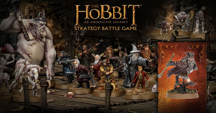 Hobbit Escape From Goblin Town Games Workshop Lord of the Rings