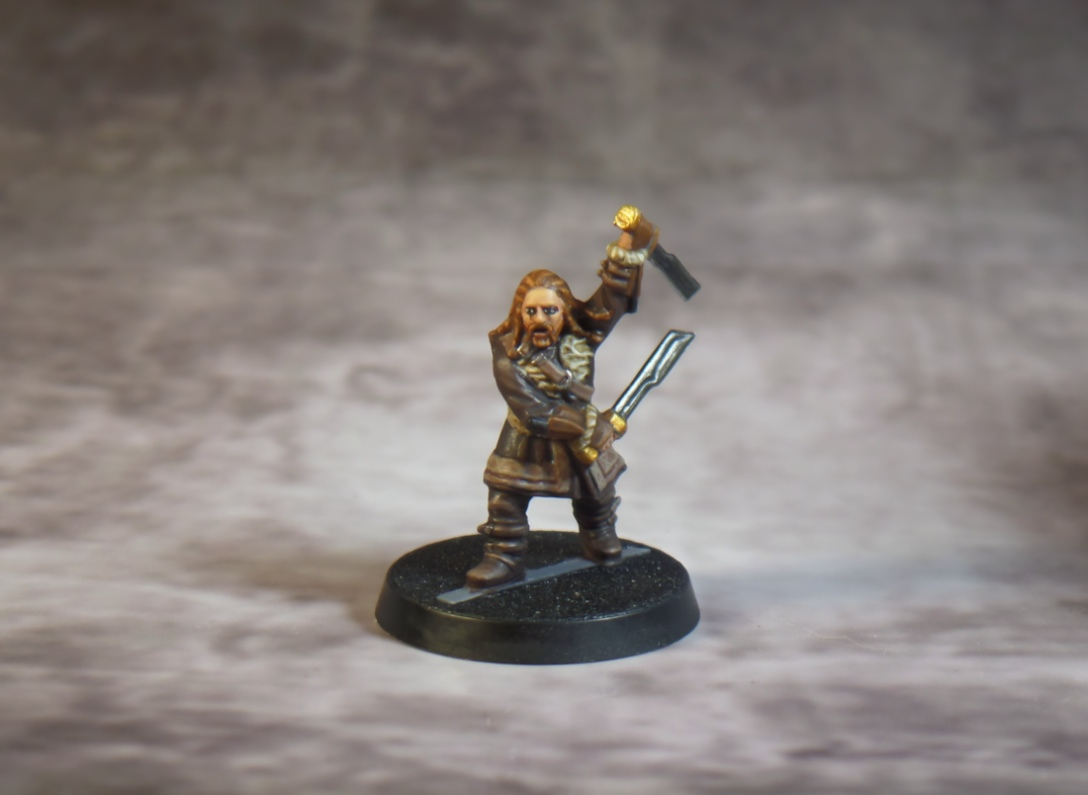 Fili Hobbit Thorin's Company Escape From Goblin Town Games Workshop SBG Dwarf