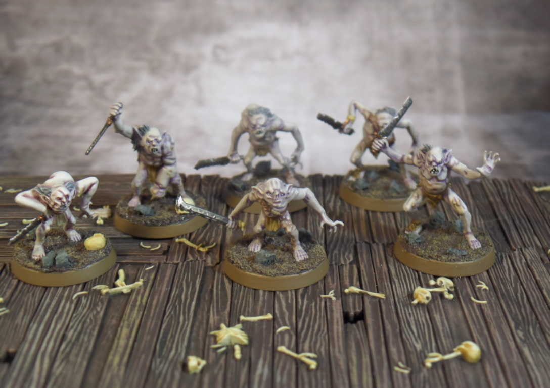 Goblin Town Goblins Hobbit Strategy Battle Game Games Workshop First Six Based