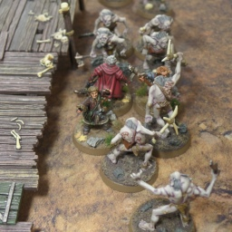 Brothers In Arms – Second Attempt – Hobbit SBG Battle Report