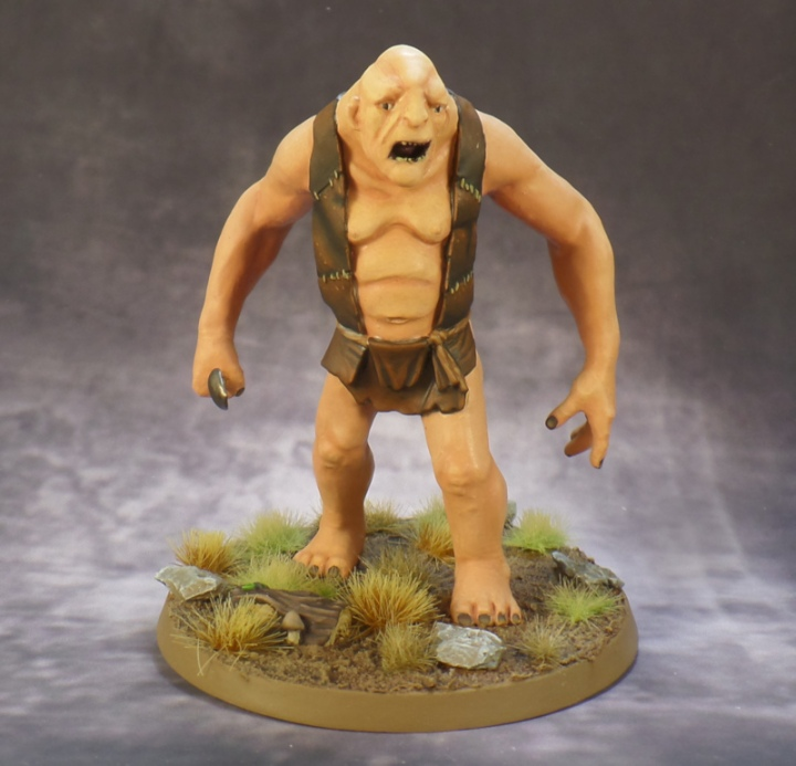Troll Hobbit Strategy Battle Game Games Workshop An Unexpected Journey Roast Mutton Tom Bill Bert