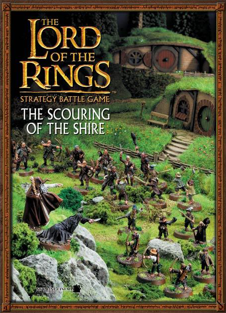 LOTR SBG The Scouring of the Shire Games Workshop Sharkey Hobbits
