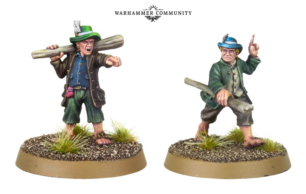 New Hobbit Sculpts MESBG Games Workshop