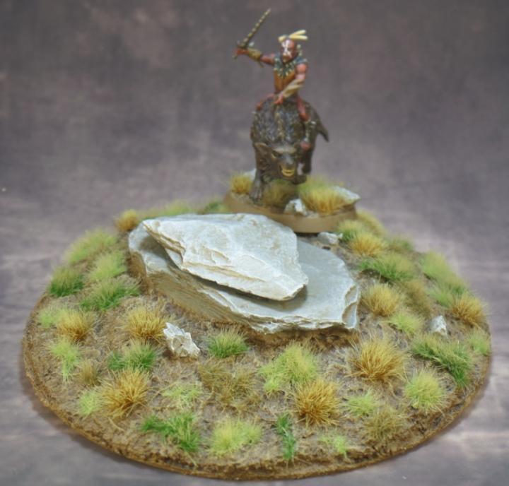 First Hill for Hobbit An Unexpected Journey Terrain Board Eriador