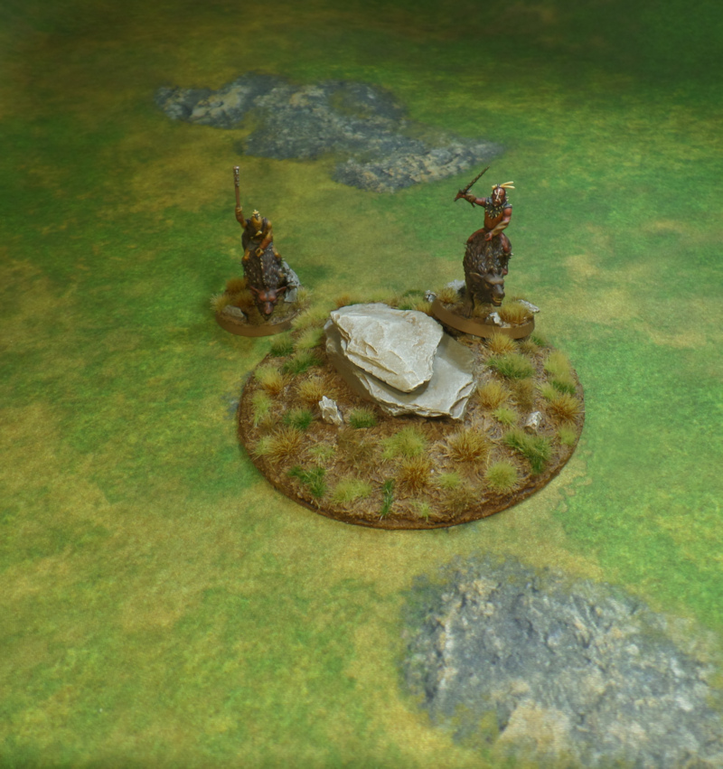 First Hill for Hobbit An Unexpected Journey Terrain Board Eriador on Mat