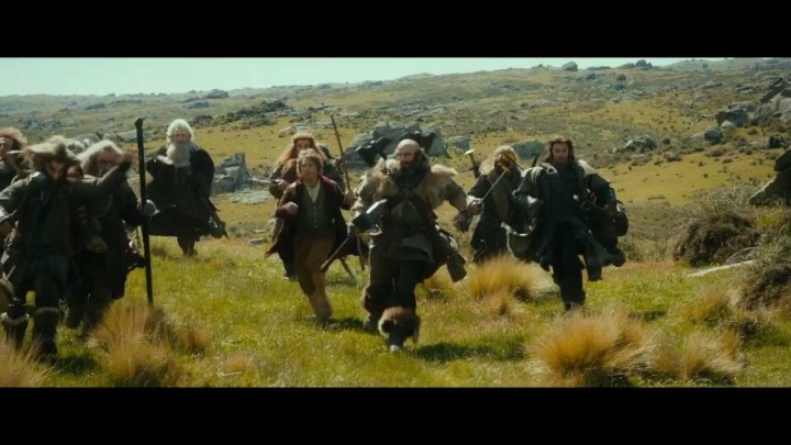 Hobbit An Unexpected Journey The Chase 1