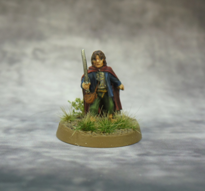 Pippin Lord of the Rings Strategy Battle Game Fellowship Games Workshop