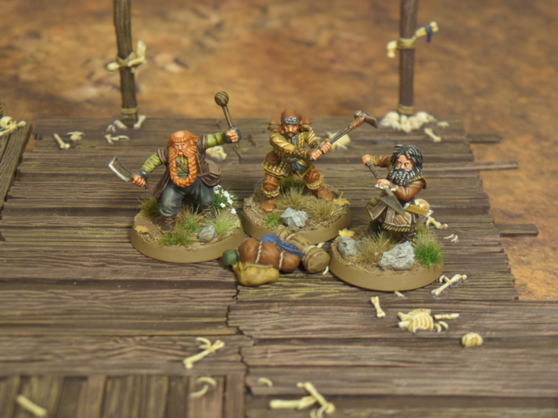 Rescue the Baggage Hobbit SBG Goblins Escape From Goblin Town Games Workshop Second Attempt