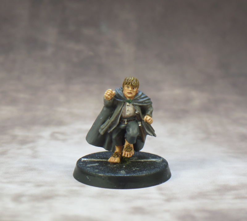 Samwise Breaking of the Fellowship Lord of the Rings Games Workshop