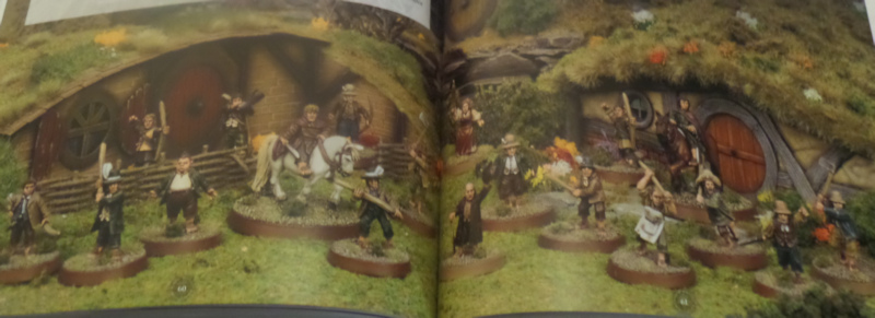 Scouring of the Shire Book Middle Earth Strategy Battle Game Games Workshop
