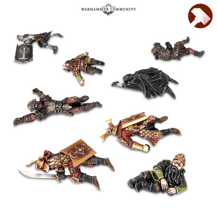 Casualties Made to Order MESBG Games Workshop