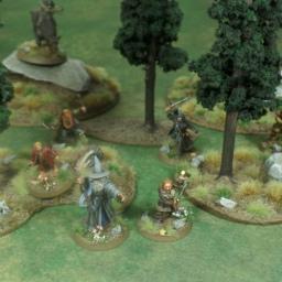 Terrain Triumphs and Hobby Musings