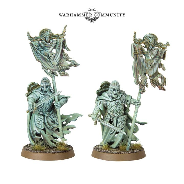 Heralds Army of the Dead MESBG Games Workshop