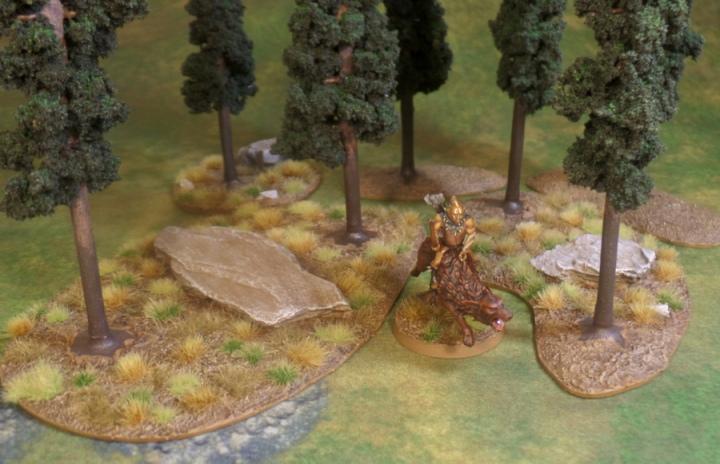 Hunter Orc on Fell Warg Hobbit Strategy Battle Game Games Workshop