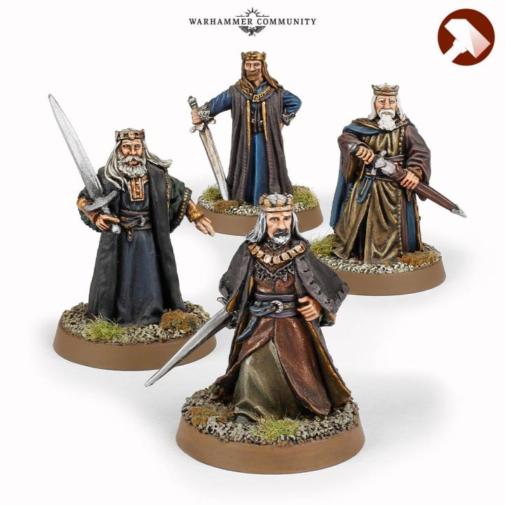 Kings of Men Made to Order MESBG Games Workshop