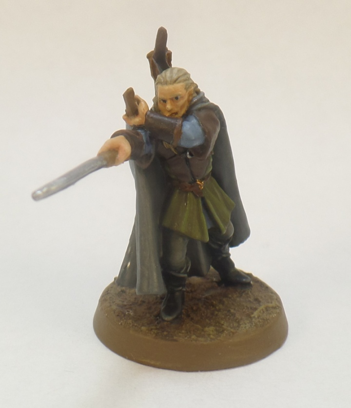 Legolas Lord of the Rings Strategy Battle Game Games Workshop Breaking of the Fellowship