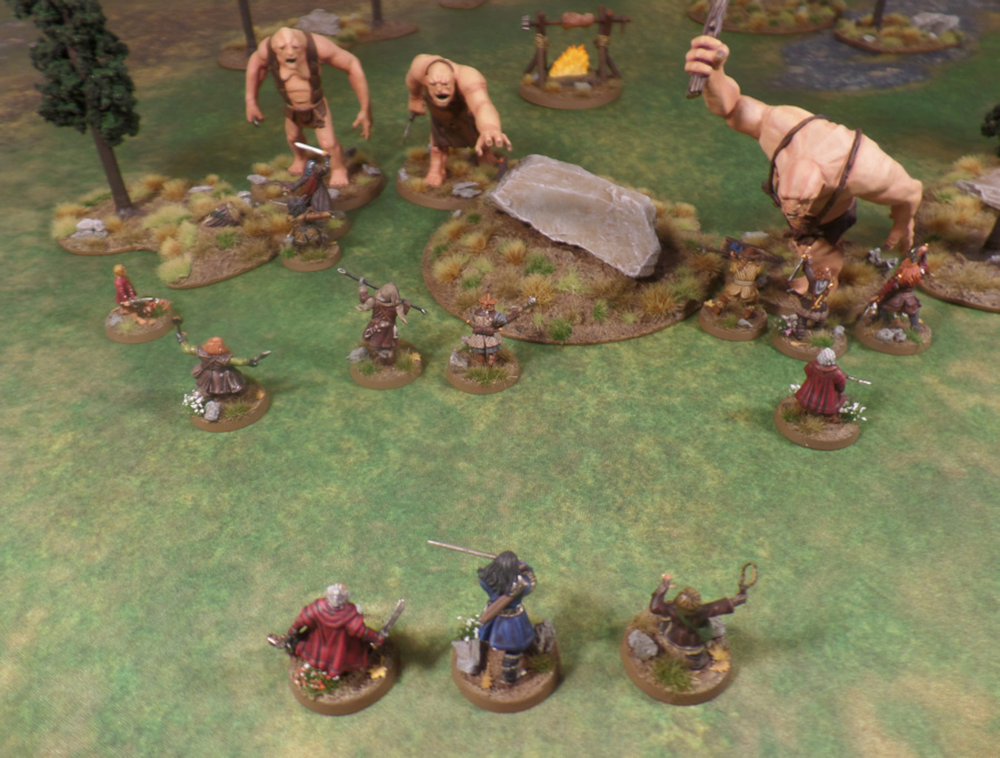 Roast Mutton Layout Hobbit SBG Games Workshop