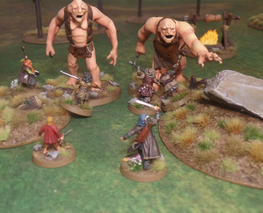 Roast Mutton Layout Hobbit SBG Games Workshop