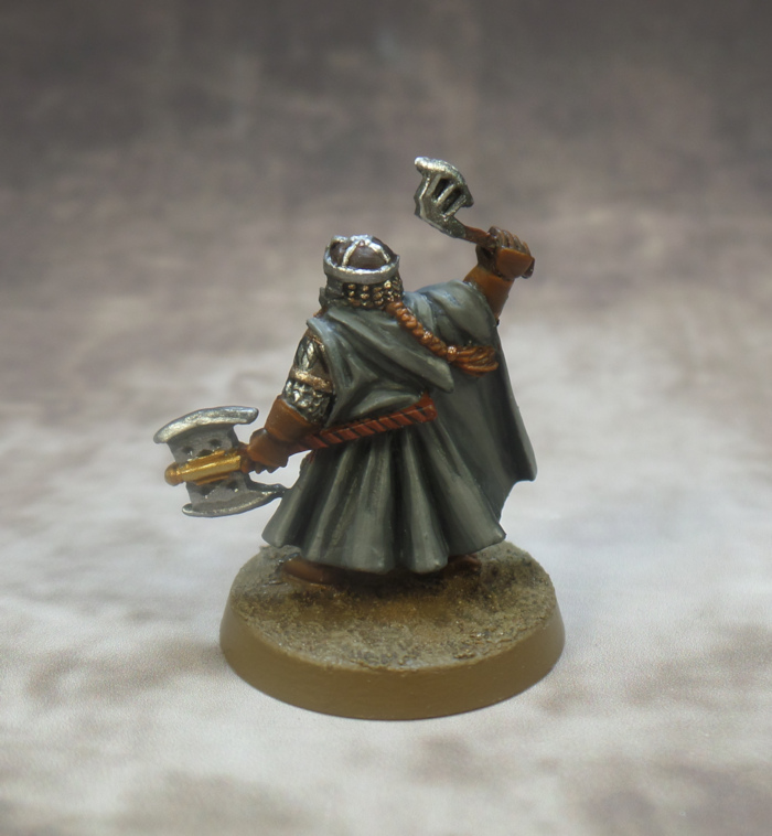 Gimli Breaking of the Fellowship Games Workshop Lord of the Rings Strategy Battle Game