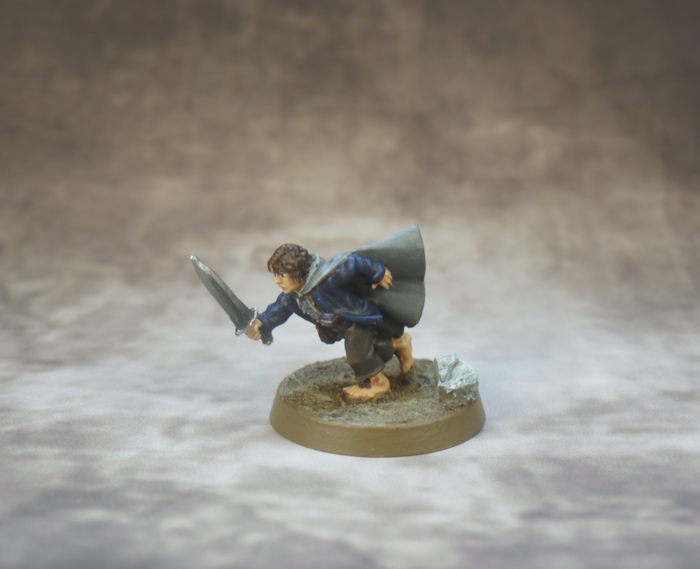 Pippin Breaking of the Fellowship Lord of the Rings Strategy Battle Game Games Workshop Middle Earth SBG