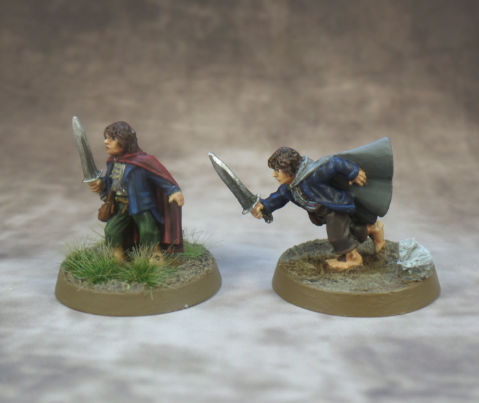 Pippin Took Lord of the Rings Strategy Battle Game Games Workshop