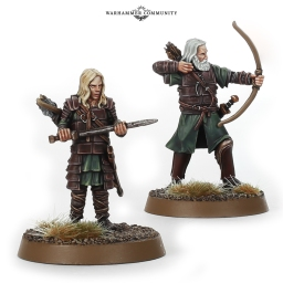 New Rohan Minis and Hobbit Minis Return!