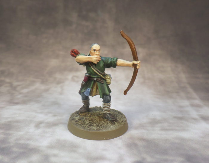 Ruffian Sharkey's Rogues Middle Earth Lord of the Rings Strategy Battle Game The Shire Games Workshop