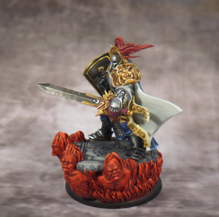 Knight Questor Stormcast Eternals Warhammer Games Workshop
