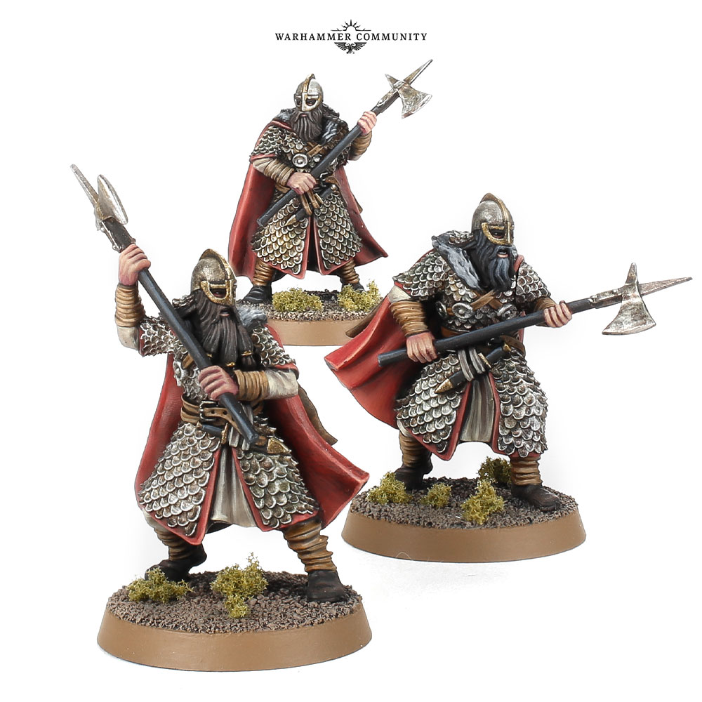 Dunland Huscarls Middle Earth Strategy Battle Game Games Workshop