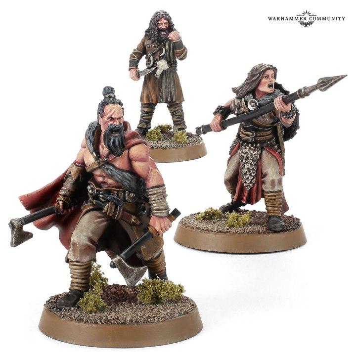 Dunlending Heroes Middle Earth Strategy Battle Game Games Workshop