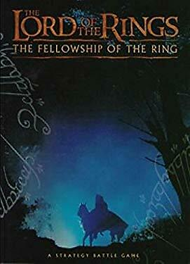 Lord of the Rings Fellowship of the Ring Games Workshop Rulebook 2