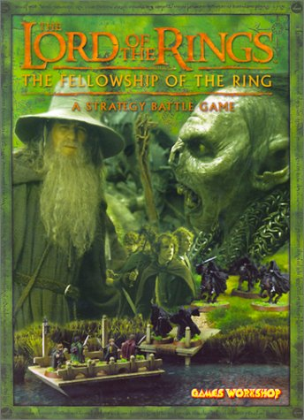 Fellowship of the Ring Games Workshop Rulebook