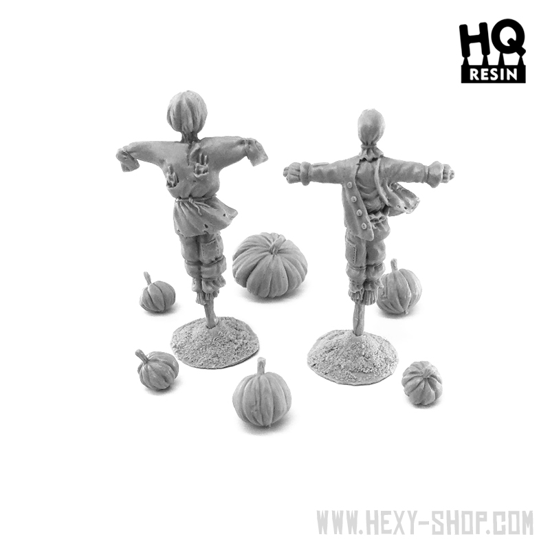 Hexy Scarecrow Basing Kit Poland Terrain Scouring of the Shire Farmer Maggot Middle Earth Strategy Battle Game