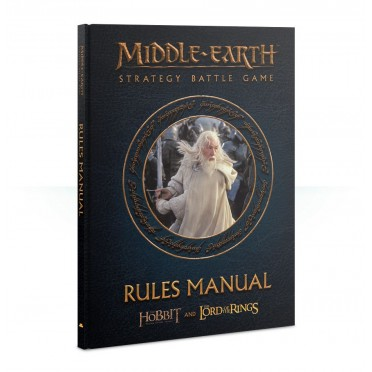 Middle-Earth Strategy Battle Game Rulebook Games Workshop