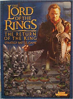 Return of the King Games Workshop Rulebook