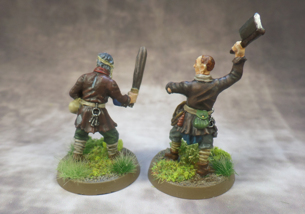 Ruffian 8-9 The Shire Lord of the Rings Strategy Battle Game Middle Earth Games Workshop