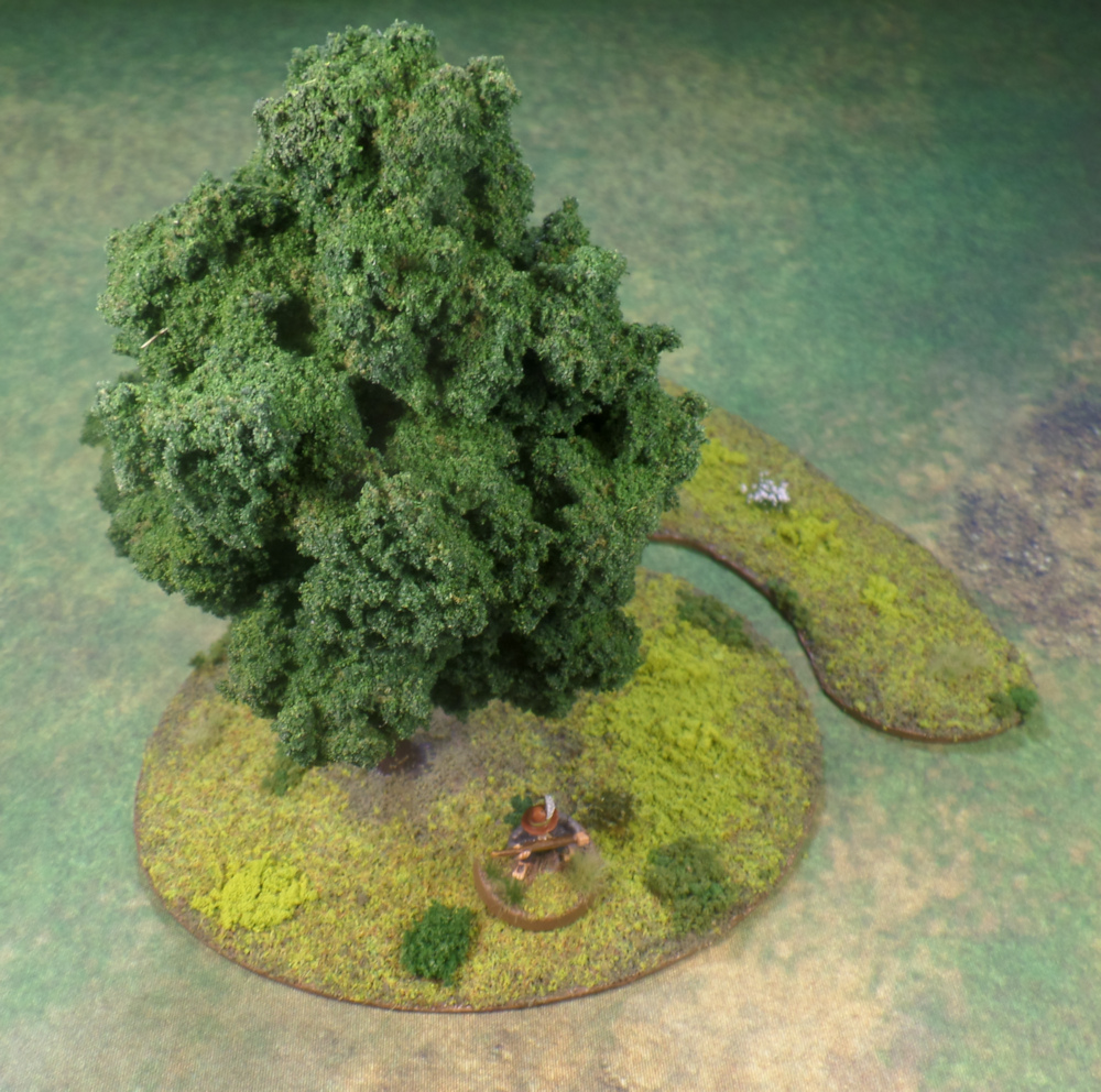 Scouring of the Shire Terrain Tree Hobbits Middle Earth Strategy Battle Game Games Workshop