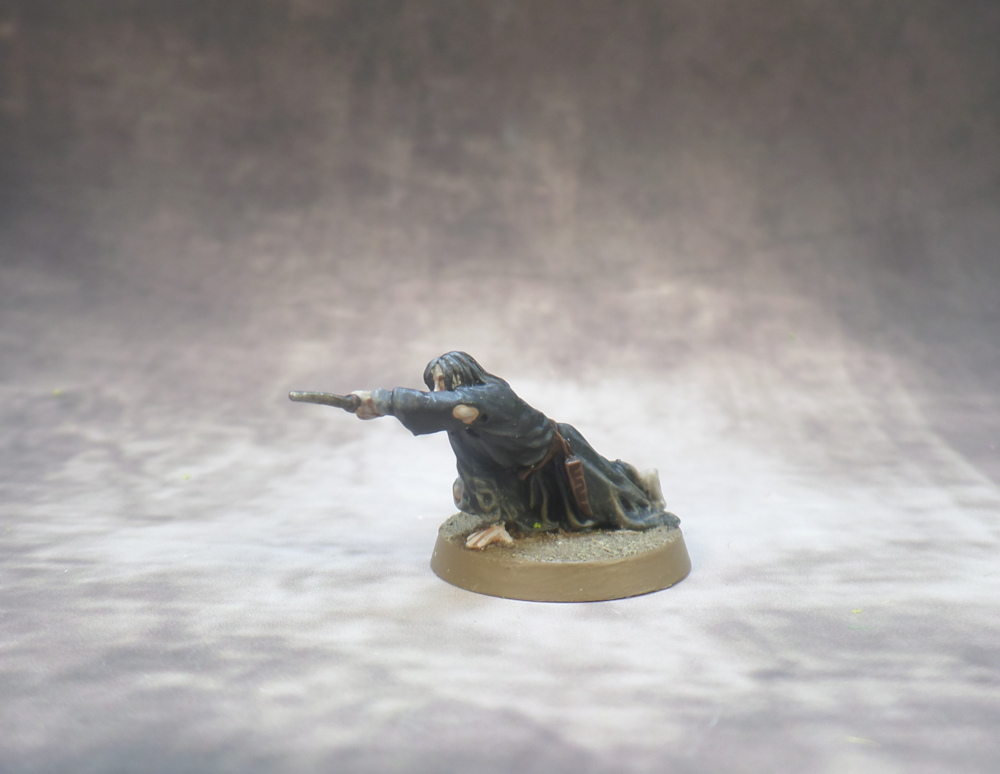 Wormtongue Scouring of the Shire Middle Earth Strategy Battle Game Games Workshop
