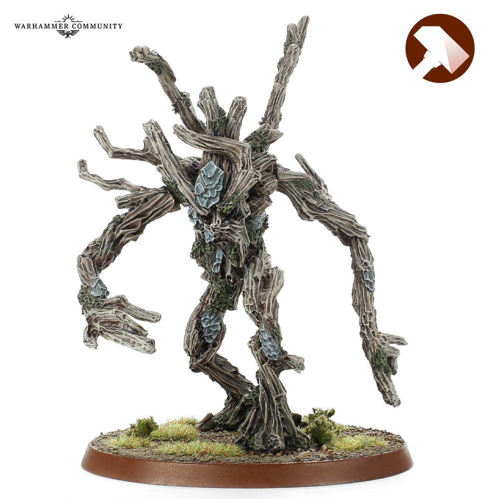 Ent Made to Order Rohan At War Middle Earth Strategy Battle Game Games Workshop