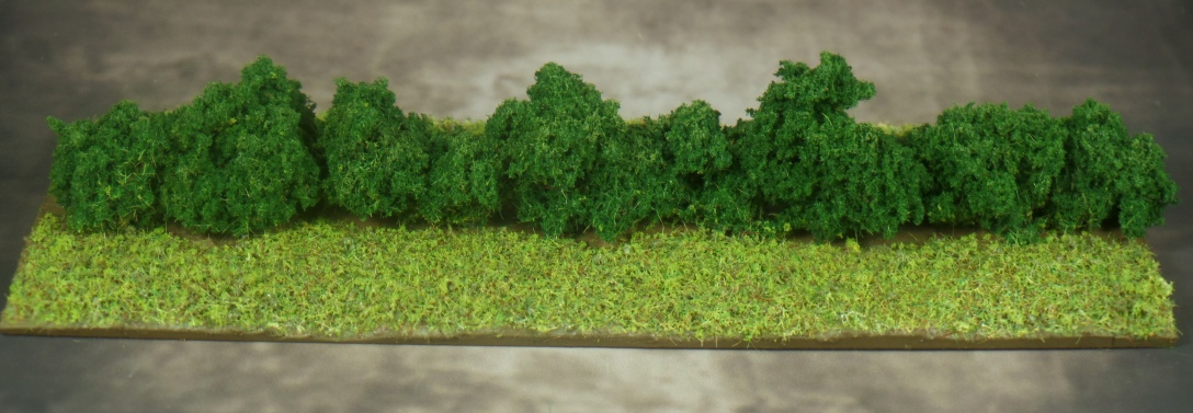 Finished hedge Terrain The Shire Scouring of the Shire Middle Earth Strategy Battle Game Games Workshop