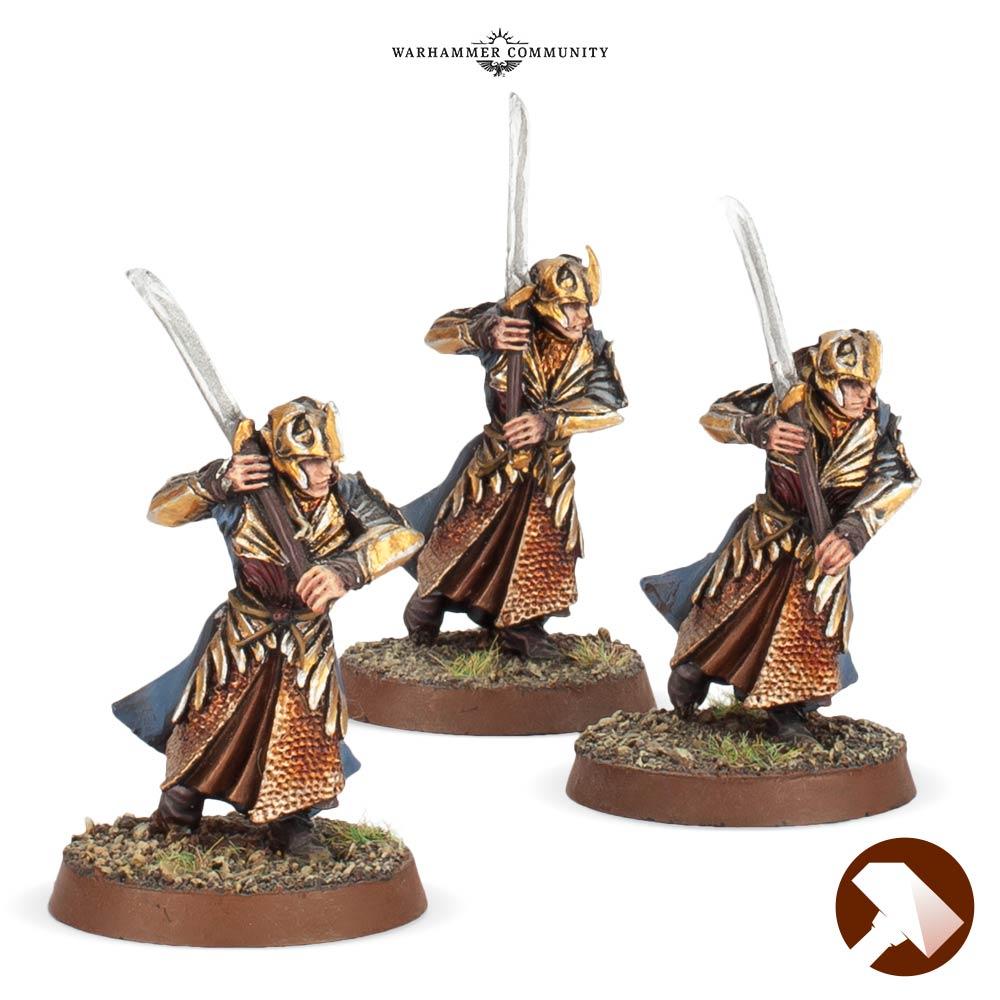Haldir's Elves Made to Order Rohan At War Middle Earth Strategy Battle Game Games Workshop
