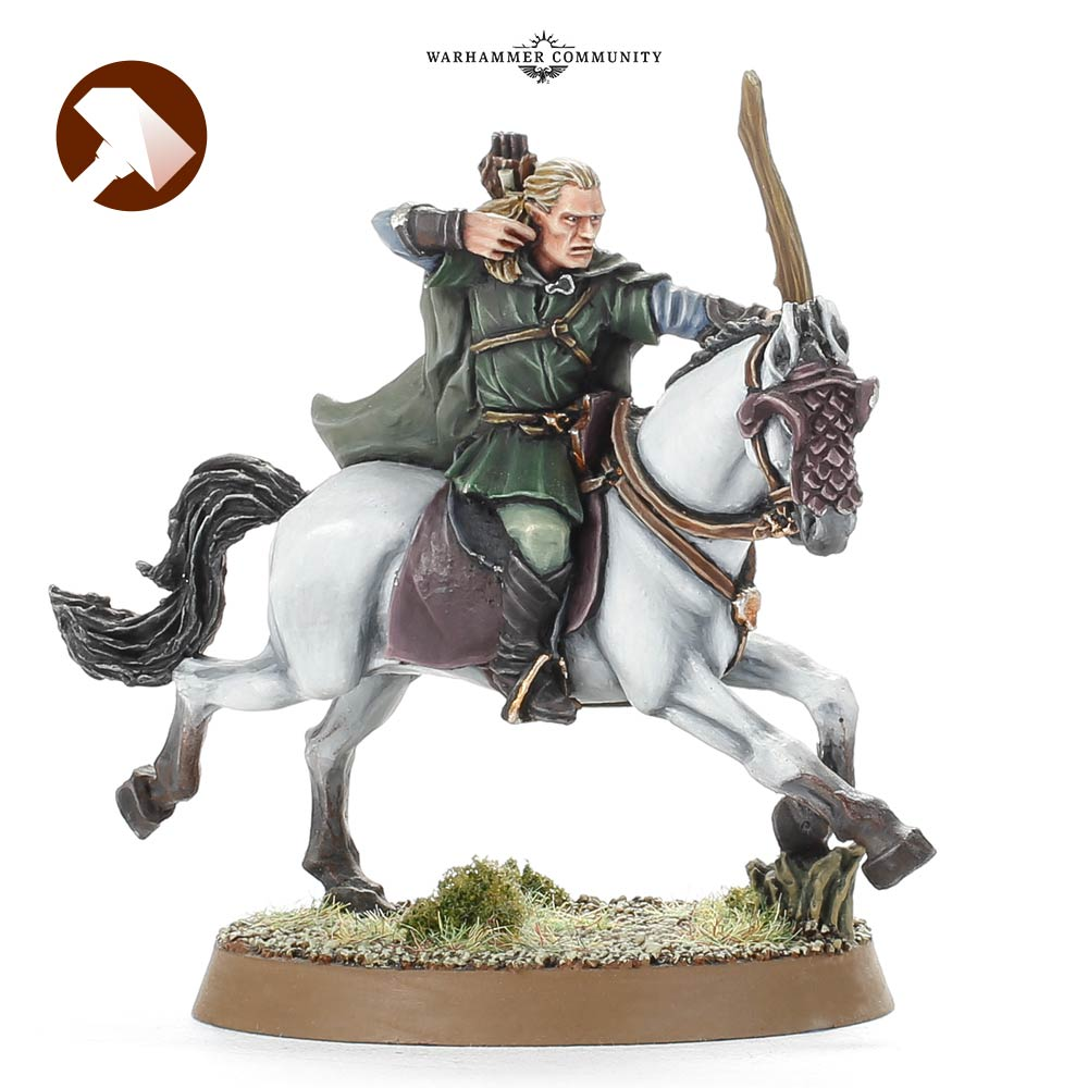 Legolas Made to Order Rohan At War Middle Earth Strategy Battle Game Games Workshop