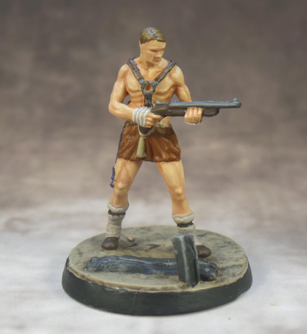 Enslaved Tech Fallout Wasteland Warfare Plastic Modiphius Starter Set