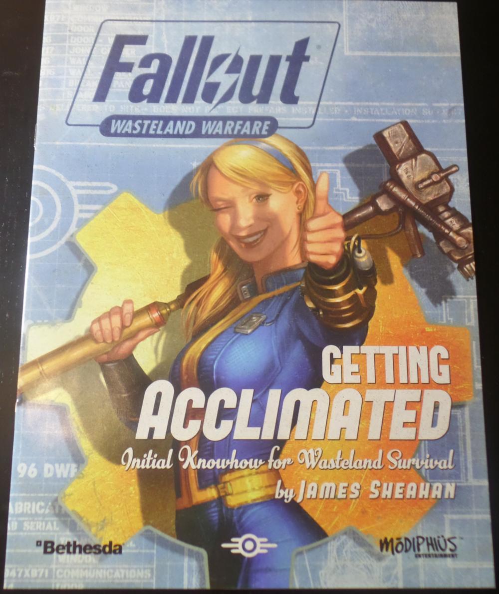 Fallout Wasteland Warfare Getting Acclimated Modiphius