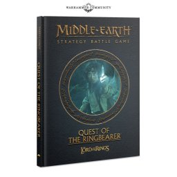 New Lord of the Rings Supplement and Minis Announced!