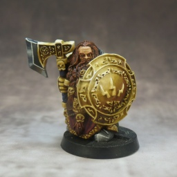 In Pursuit of Scibor Dwarven Glory