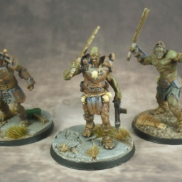 How to Paint Realistic Rust for any Wargame