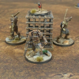 Troubled Beginnings Fallout Wasteland Warfare Battle Report