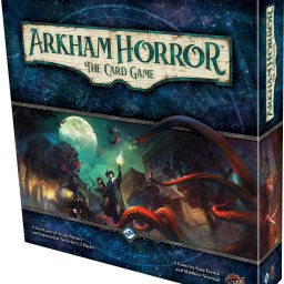 Arkham Horror: The Card Game Core Set Review